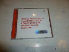 DANIEL BEDINGFIELD - Gotta Get Thru This - Official 2002 UK Polydor 13-track CD