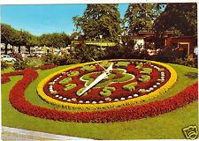 Suisse - cpsm - GENEVE - L'horloge fleurie