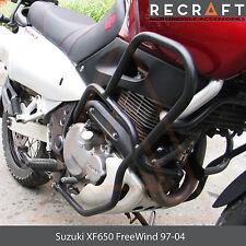 Suzuki XF650 FreeWind 1997-2004 Crash Bars Engine Guard Frame Protector