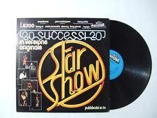 Starshow - 20 Successi 20-Disco Vinile 33 Giri LP Compilation Stampa ITALIA 1978