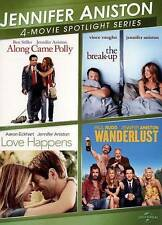 JENNIFER ANISTON 4 FILM SPOTLIGHT SERIES (DVD, 2013, 2-Disc Set) NEW