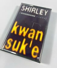 New Sealed 關淑怡 Shirley Kwan 世途上 新曲+精選 1995 Leslie Hong Kong One Cassette Tapes
