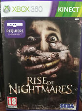 RISE OF NIGHTMARES. REQUIERE KINECT. JUEGO XBOX 360. USADO, BUEN ESTADO.