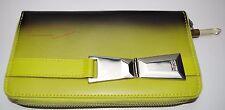 Damen-Geldbörsen & -Etuis im Clutch-Tasche-Stil mit Umlaufender Reißverschluss und Leder