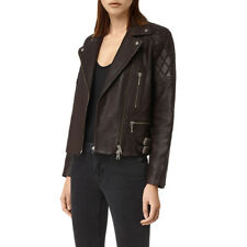 All Saints ARMSTEAD Leather Biker Jacket