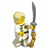 LEGO NINJAGO Minifigure Lloyd in White Wu-Cru Training Gi Sealed Limited Edition