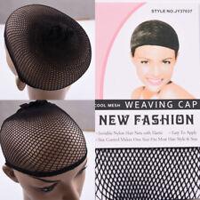 Damen Weben Cap Durag ein Tuch Sport Schal Kopf Rap Krawatte Band Cool Mesh B3