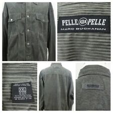 Vintage Pelle Pelle Marc Buchanan Men's Cotton Corduroy Olive Green Jacket 2XL