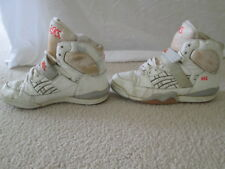 Vintage 80s Asics Gel Shoes Size 9 Womens Barely Worn Sneakers High Tops White