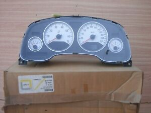 Instrument Cluster fits Opel Vauxhall Astra G 9193365 Genuine
