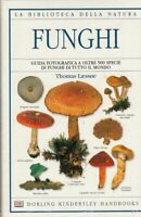 Funghi. Guida fotografica a 500 specie di funghi di tutto il mondo - Laessoe