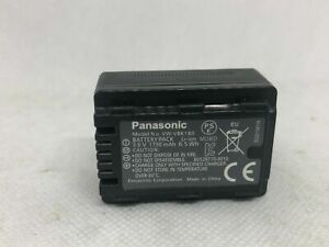 Panasonic battery Pack VW-VBK180 6.5Wh 3.6V 1790mAh lithium-ion battery