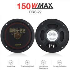 2pcs 6.5 Inch 150W Car Van Door Coaxial Speakers Hifi Auto Music Stereo Pair