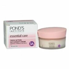 Ponds Essential Care Triple Action 3A Day & Night Cream Mature Skin - 50ml