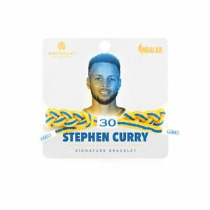 Stephen Curry Golden State Warriors Rastaclat Signature bracelet NEW IN PACKAGE