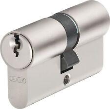 ABUS Profilzylinder E30 NP 30/40 Türzylinder 5 Schlüssel 4003318598098 Sec.Lev.6