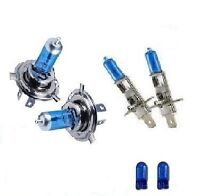 CITROEN C2 XENON HEADLIGHT FOG BULBS HID SET UPGRADE