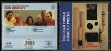 CD Marcello tonolo music on Poetry Seed Journey 1998
