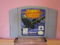 Nintendo N64 Aerofighters Assault Video Game
