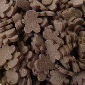 ☃️ Christmas Xmas Edible Gingerbread Men Cake Cupcake Decorations Sprinkles 25g