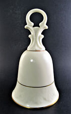 Lenox Fine Ivory China Bell Made In Usa (C27)