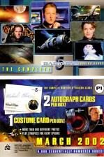 Rittenhouse - The Complete Babylon 5 Sell Sheet & Promo Card P1