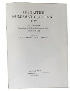 British Numismatic Journal.  1979.