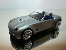 MINICHAMPS FORD SHELBY COBRA CONCEPT - GREY METALLIC 1:43 - EXCELLENT - 21/39