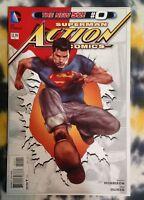 Superman ACTION COMICS #0 (2012 / New 52) - DC Comics / Grant Morrison