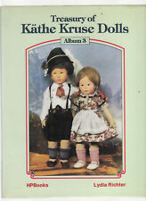 TREASURY OF KATHE KRUSE DOLLS : ALBUM 3 - LYDIA RICHTER    fj