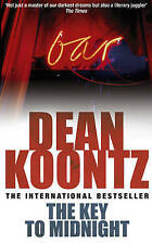 The Key to Midnight By Dean Koontz. Like new condition.