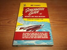 Book Fishing Art Flick's Streamside Guide to Naturals & Their Imitations Dry Fly