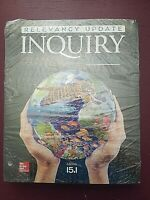 Inquiry into Life: Relevancy & Update 15th Edition by S. Mader & M. Windelspecht