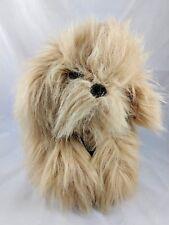 "Applause Dog Puppy Plush Fuzzles 16"" Vintage"