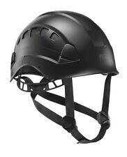 Vertex Vent BLACK Professional Climbing Hard Hat Helmet by Petzl