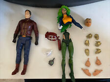 Mezco/Marvel Legends/Neca/DC Multiverse action figure Custom fodder lot