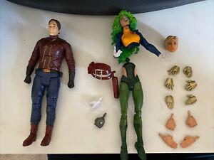 Mezco/Marvel Legends/Neca/DC Multiverse action figure Custom fodder lot