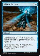 MTG Magic HOU - (x4) Jace's Defeat/Défaite de Jace, French/VF