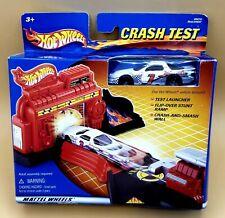 Hot Wheels 2001 Mattel Wheels Crash Test Play Set