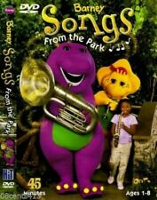 Barney Friends - Songs From The Park (DVD, 2003)