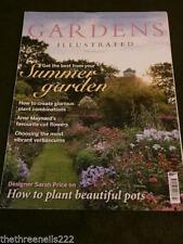 July Illustrated Gardening Magazines