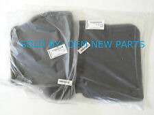 2012-2015 Ford Focus Carpet Floor Mat Set FRONT & REAR Genuine BLACK NEW