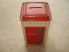 C1950S VINTAGE CHAD VALLEY SAFE MONEY BOX