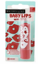 MAYBELLINE NEW YORK BABY LIPS MINT TO BE LIP BALM 28 CANDIED MINT NEW IN PACKET
