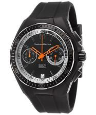 Technomarine TM-115331 Cruise Men's 46.5mm Stainless Steel Black Grey Dial Watch