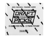 2015 Panini Prizm Draft Football Fat Pack Box [Factory Sealed]