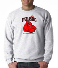 Gildan Crewneck Sweatshirt Christian Everlasting Boxing Gloves Trust Lord