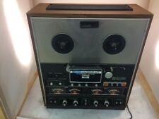 Vintage 1974 Akai GX-280DSS 4 Channel Tape Deck Reel to Reel Player