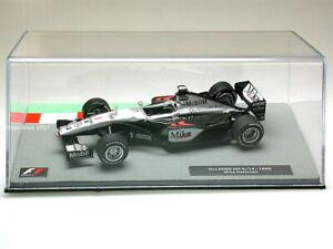 MIKA HAKKINEN McLaren MP4/14 - F1 Racing Car 1999 - Collectable Model 1:43 Scale