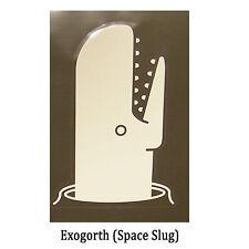Star Wars Decal: Exogorth (115x165mm) the space slug